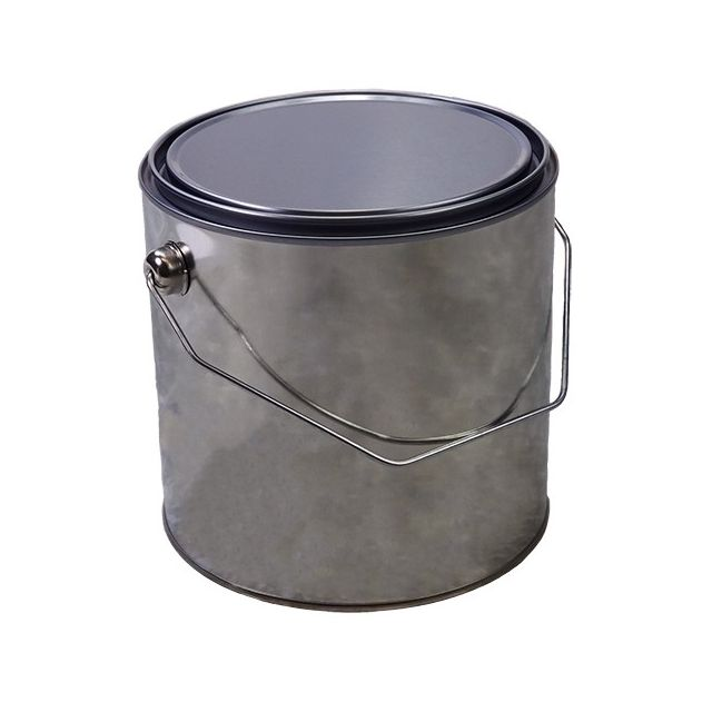 Cilindrisch verfblik 2500 ml