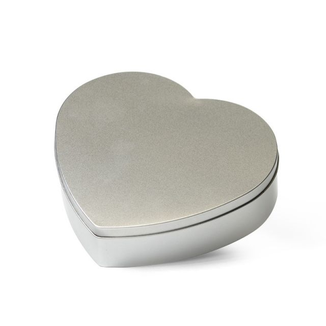 Hartblik - zilver