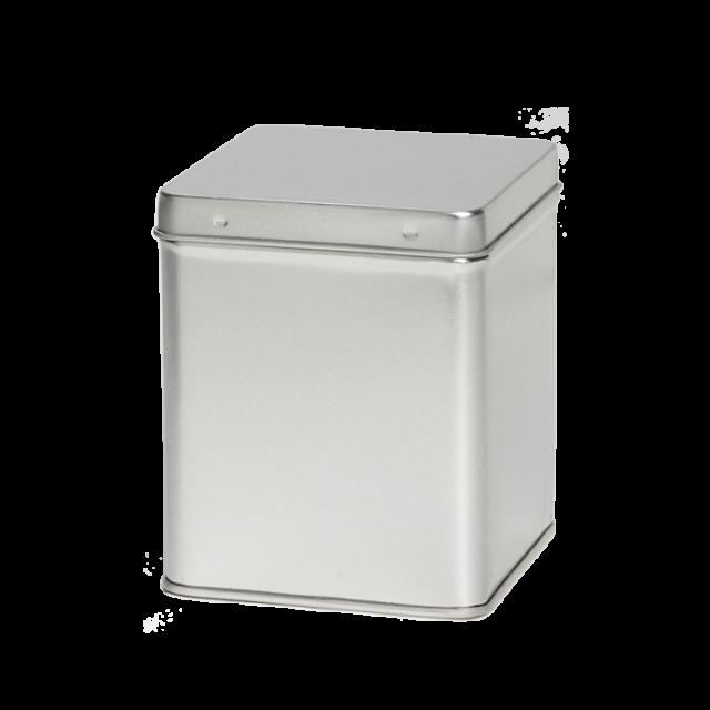 Vierkant blik M - 850 ml