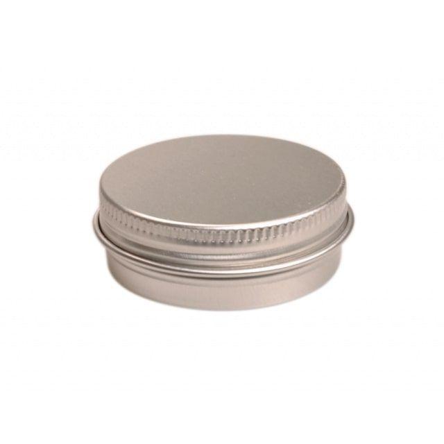 Aluminium blik rond - 15 ml