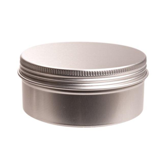 Aluminium blik rond - 150 ml