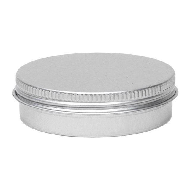 Aluminium blik rond - 35 ml