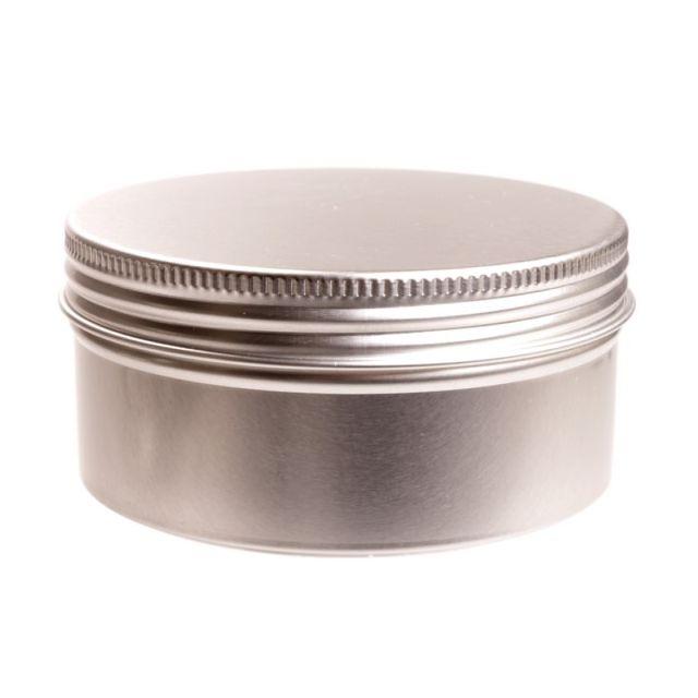 Aluminium blik rond - 250 ml