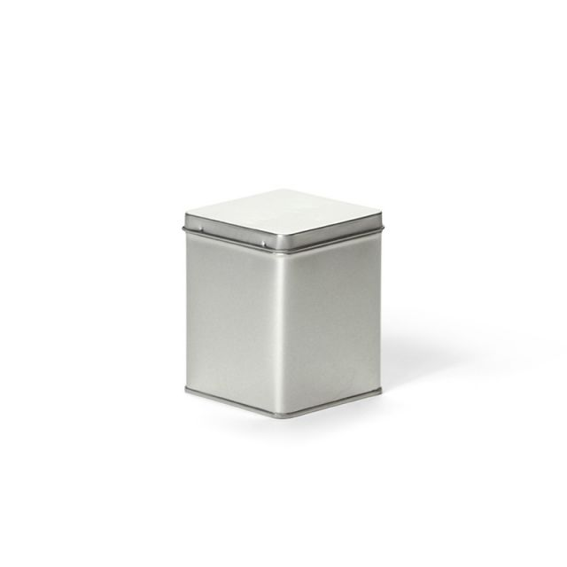 Vierkant blik S - 500 ml