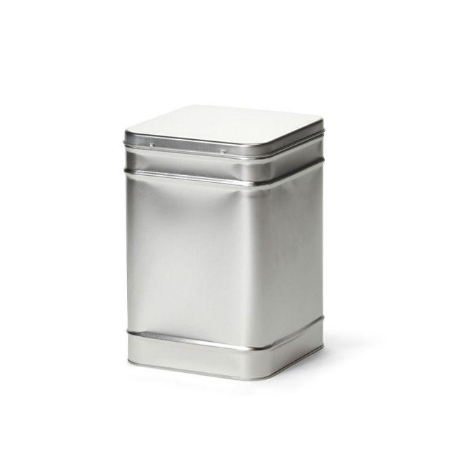 Vierkant blik XL - 4500 ml