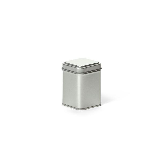 Vierkant blik XXS - 125 ml