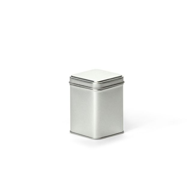 Vierkant blik XS - 275 ml