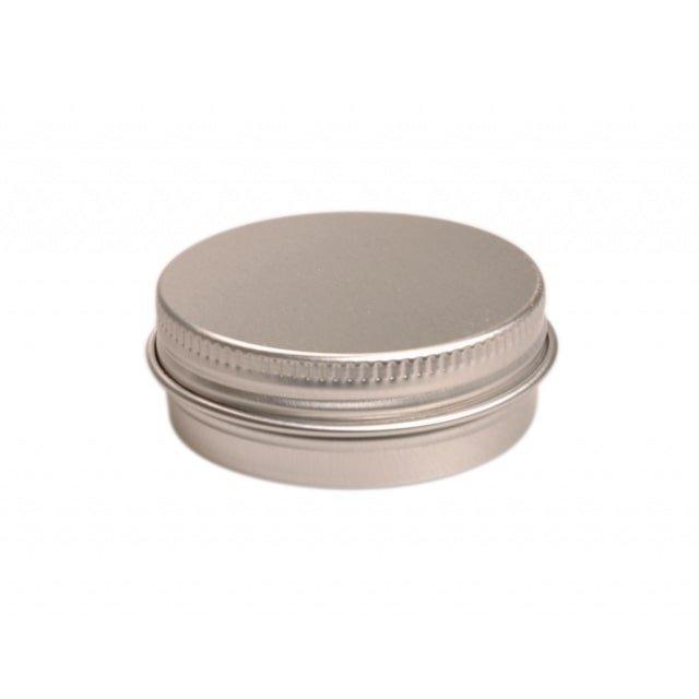 Aluminium blik rond - 30 ml