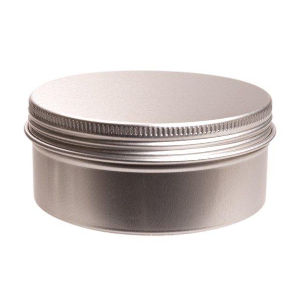 Aluminium blik rond - 180 ml