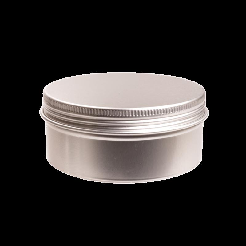 Aluminium blik rond - 60 ml