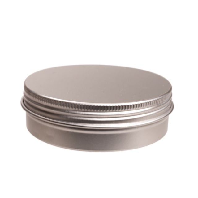 Alumium blik rond - 100 ml