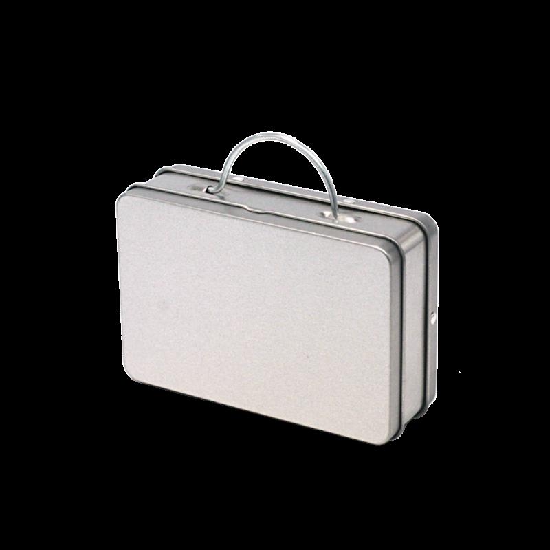 Blikken koffer