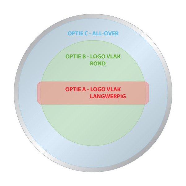 Opties dekselbedrukking