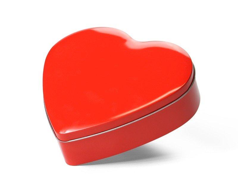 Hartblik - rood