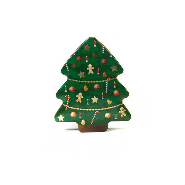 Kerstboomblik