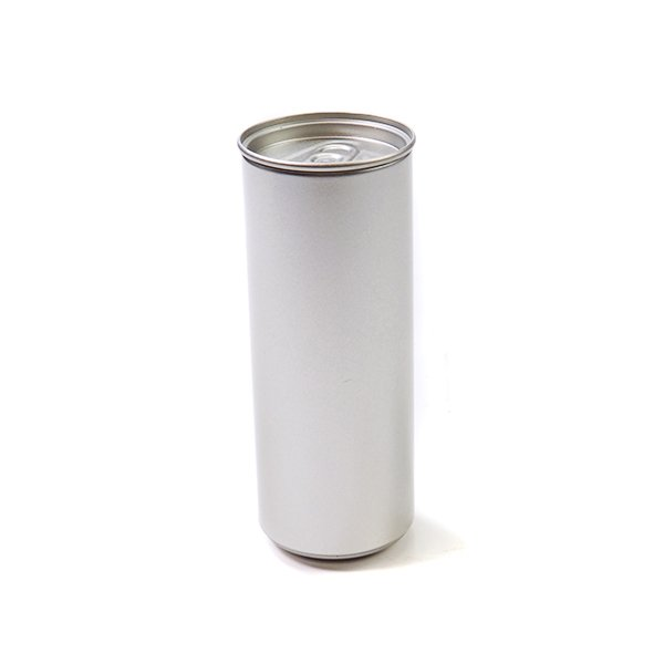 Drankblikje met los indrukdeksel – zilver 2