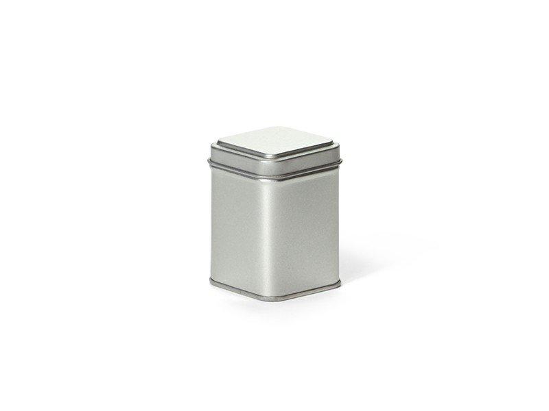 Vierkant blik 25 gram