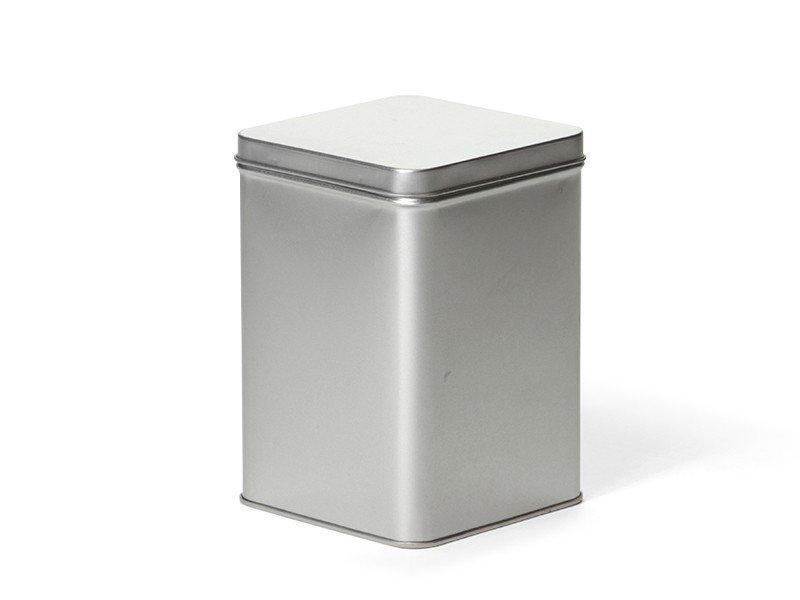 Vierkant blik 500 gram