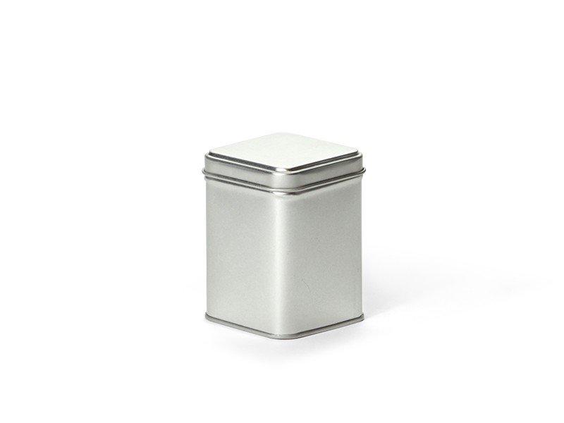 Vierkant blik 50 g