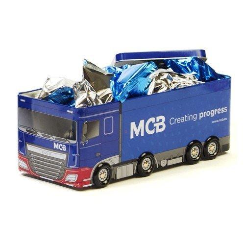 Vrachtwagenblik