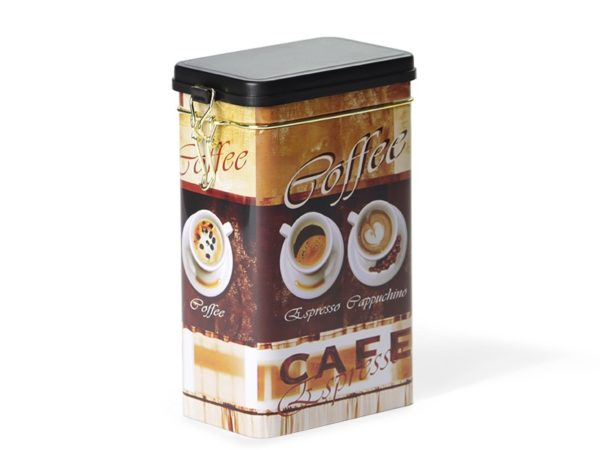 Koffieblikken bedrukken