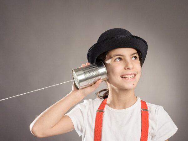 blikken telefoon maken
