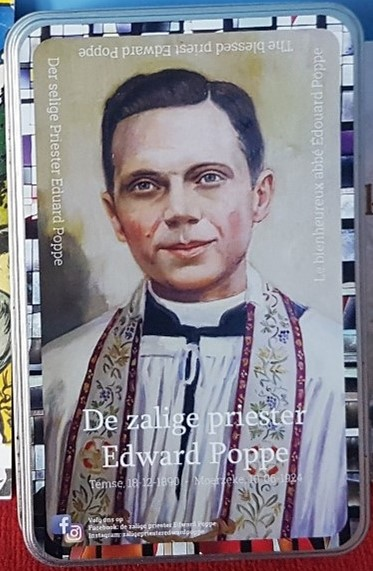 Edward Poppe deksel